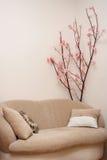 Sofa mou Photographie stock libre de droits