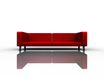 Sofa with nice background Royalty Free Stock Images