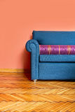 Sofa part Stock Image