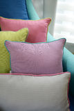 Sofa Pillow Stock Afbeelding