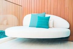 Sofa pillow Stock Photo