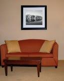 Sofa pillows Stock Photo