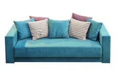 Sofa Pillows Isolated Photo libre de droits