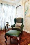 sofa pokoju odpoczynku Zdjęcia Royalty Free