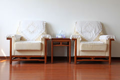 Sofa in a room Royalty Free Stock Photography