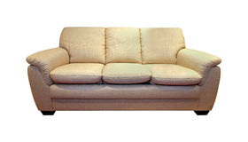 Sofa simple Stock Images