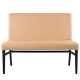 Sofa som isoleras på en vit bakgrund royaltyfri fotografi