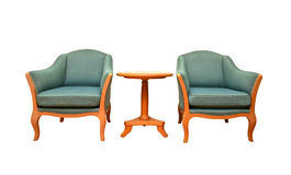 Sofa and table Royalty Free Stock Photo