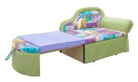 Sofa -transformer Royalty Free Stock Images