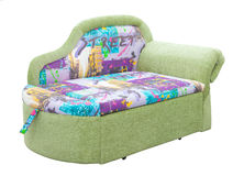 Sofa -transformer Royalty Free Stock Photography