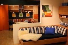 sofa två Royaltyfri Bild