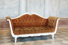 Sofa vintage background Stock Images