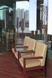 Sofa waiting room Royalty Free Stock Photo