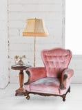 Sofa in white room Stock Photo