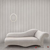 Sofa in a white room. White pastel background for  poster or illustration. Computer Graphics Royalty Free Stock Photo
