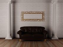 Sofa2 Foto de Stock