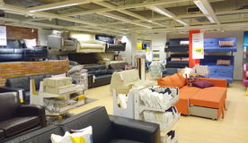 Sofas Selection Stock Images