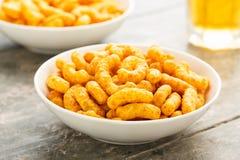 Soffi dell'arachide immagine stock