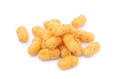 Soffi dell'arachide isolati Immagine Stock Libera da Diritti