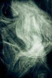 Soffio di fumo Fotografia Stock Libera da Diritti