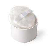 Soffio di polvere immagine stock