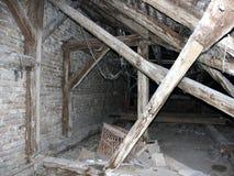 soffitta Fotografia Stock Libera da Diritti