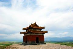 Soffitta della Cina Immagini Stock Libere da Diritti