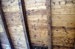 Soffitti di legno Immagini Stock Libere da Diritti