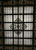 Soffitto alla sala di attesa Immagini Stock