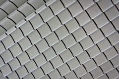 Soffitto artistico dell'interno moderno di costruzione Fotografia Stock