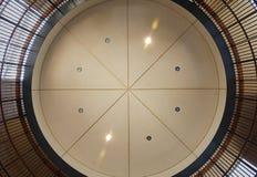 Soffitto decorativo Fotografia Stock Libera da Diritti