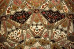 Soffitto decorato Fotografie Stock Libere da Diritti