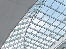 Soffitto del centro di affari Fotografia Stock