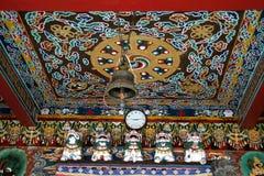 Soffitto del monastero Fotografia Stock Libera da Diritti