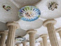 Soffitto del mosaico Fotografia Stock