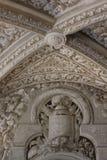 Soffitto del palazzo di Sintra Pena, Portogallo Immagine Stock