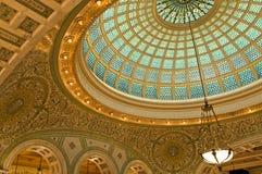 Soffitto della cupola Fotografia Stock Libera da Diritti