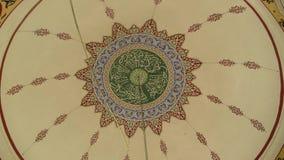 Soffitto della moschea Fotografie Stock Libere da Diritti
