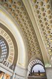 Soffitto della stazione del sindacato Immagine Stock Libera da Diritti