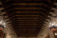 Soffitto di cattedrale Immagine Stock Libera da Diritti