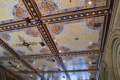 Soffitto di Central Park Immagine Stock