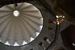 Soffitto di Churh Fotografia Stock Libera da Diritti