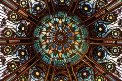 Soffitto di Lafayette Fotografia Stock Libera da Diritti
