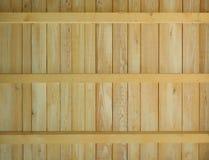 Soffitto di legno Immagini Stock
