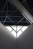 Soffitto di un fabbricato industriale. Fotografie Stock Libere da Diritti