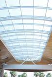 Soffitto di vetro Fotografie Stock