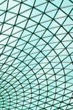 Soffitto di vetro Fotografia Stock Libera da Diritti