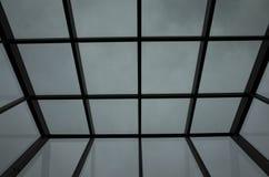 Soffitto di vetro Fotografie Stock Libere da Diritti