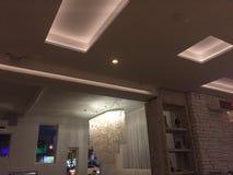 Soffitto moderno per uno spazio commerciale Immagine Stock Libera da Diritti