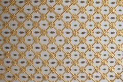 Soffitto nel palazzo di Topkapi a Costantinopoli Fotografia Stock